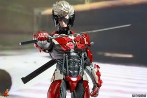 Фигурка Raiden (версия брони ада) Hot Toys Metal Gear фотография-11.jpg