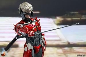 Фигурка Raiden (версия брони ада) Hot Toys Metal Gear фотография-12.jpg