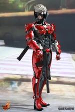 Фигурка Raiden (версия брони ада) Hot Toys Metal Gear фотография-13.jpg
