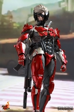 Фигурка Raiden (версия брони ада) Hot Toys Metal Gear фотография-14.jpg