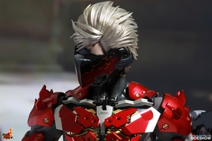 Фигурка Raiden (версия брони ада) Hot Toys Metal Gear фотография-15.jpg