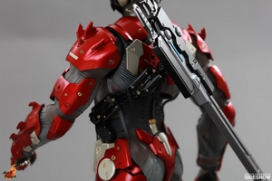Фигурка Raiden (версия брони ада) Hot Toys Metal Gear фотография-16.jpg