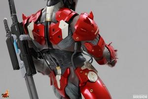 Фигурка Raiden (версия брони ада) Hot Toys Metal Gear фотография-17.jpg