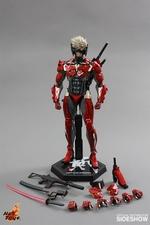 Фигурка Raiden (версия брони ада) Hot Toys Metal Gear фотография-18.jpg