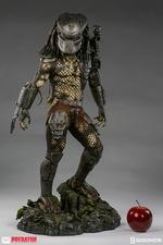 Макеты Хищник охотников за джунглями Sideshow Collectibles Predator фотография-04.jpg