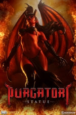 Статуэтка Пургатори Sideshow Collectibles Purgatori фотография-01.jpg