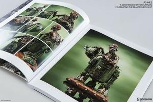Книга R2-ME2 Каталог выставки Sideshow Sideshow Collectibles Звездные войны фотография-03.jpg