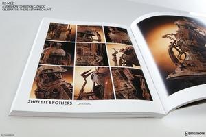 Книга R2-ME2 Каталог выставки Sideshow Sideshow Collectibles Звездные войны фотография-05.jpg