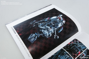 Книга R2-ME2 Каталог выставки Sideshow Sideshow Collectibles Звездные войны фотография-06.jpg