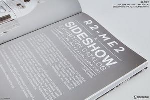 Книга R2-ME2 Каталог выставки Sideshow Sideshow Collectibles Звездные войны фотография-07.jpg