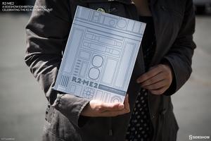Книга R2-ME2 Каталог выставки Sideshow Sideshow Collectibles Звездные войны фотография-09.jpg