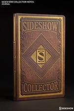 Книга Примечания коллекционера Sideshow Sideshow Collectibles Сайдшоутойс, сайдшоу колектиблс фотография-01.jpg