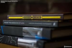 Книга Примечания коллекционера Sideshow Sideshow Collectibles Сайдшоутойс, сайдшоу колектиблс фотография-05.jpg