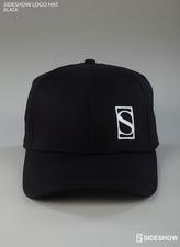 Одежда Шляпа логотипа Sideshow Collectibles - черный Sideshow Collectibles Сайдшоутойс, сайдшоу колектиблс фотография-02.jpg