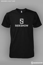 Одежда Футболка с логотипом Sideshow S Sideshow Collectibles Сайдшоутойс, сайдшоу колектиблс фотография-01.jpg