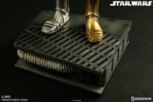 Коллекционная фигурка C-3PO Sideshow Collectibles Звездные войны фотография-07.jpg