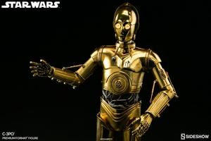 Коллекционная фигурка C-3PO Sideshow Collectibles Звездные войны фотография-08.jpg