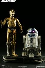 Коллекционная фигурка C-3PO Sideshow Collectibles Звездные войны фотография-10.jpg