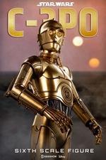 Фигурка C-3PO Sideshow Collectibles Звездные войны фотография-01.jpg