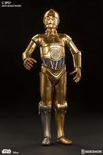 Фигурка C-3PO Sideshow Collectibles Звездные войны фотография-02.jpg