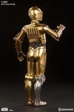 Фигурка C-3PO Sideshow Collectibles Звездные войны фотография-03.jpg