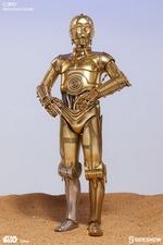 Фигурка C-3PO Sideshow Collectibles Звездные войны фотография-04.jpg