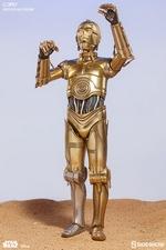 Фигурка C-3PO Sideshow Collectibles Звездные войны фотография-05.jpg