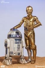Фигурка C-3PO Sideshow Collectibles Звездные войны фотография-06.jpg