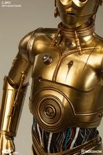 Фигурка C-3PO Sideshow Collectibles Звездные войны фотография-07.jpg