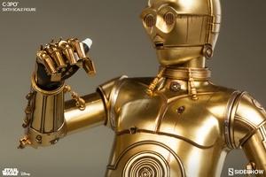 Фигурка C-3PO Sideshow Collectibles Звездные войны фотография-08.jpg
