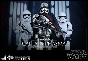 Фигурка Капитан Фэсма Hot Toys Звездные войны фотография-01.jpg