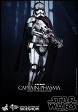 Фигурка Капитан Фэсма Hot Toys Звездные войны фотография-02.jpg