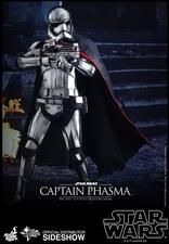 Фигурка Капитан Фэсма Hot Toys Звездные войны фотография-03.jpg