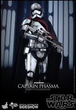 Фигурка Капитан Фэсма Hot Toys Звездные войны фотография-04.jpg