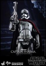 Фигурка Капитан Фэсма Hot Toys Звездные войны фотография-05.jpg