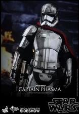 Фигурка Капитан Фэсма Hot Toys Звездные войны фотография-06.jpg