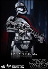 Фигурка Капитан Фэсма Hot Toys Звездные войны фотография-07.jpg