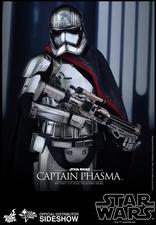 Фигурка Капитан Фэсма Hot Toys Звездные войны фотография-08.jpg