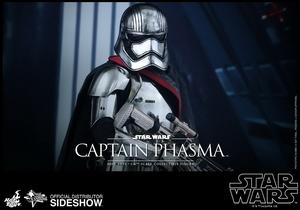 Фигурка Капитан Фэсма Hot Toys Звездные войны фотография-09.jpg