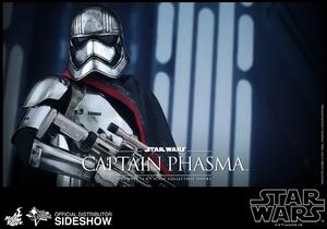 Фигурка Капитан Фэсма Hot Toys Звездные войны фотография-10.jpg