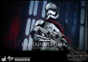 Фигурка Капитан Фэсма Hot Toys Звездные войны фотография-11.jpg