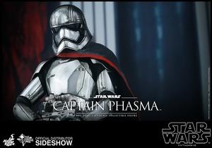 Фигурка Капитан Фэсма Hot Toys Звездные войны фотография-12.jpg
