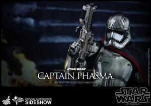 Фигурка Капитан Фэсма Hot Toys Звездные войны фотография-13.jpg