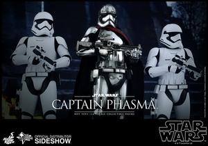 Фигурка Капитан Фэсма Hot Toys Звездные войны фотография-14.jpg