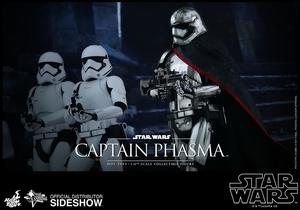 Фигурка Капитан Фэсма Hot Toys Звездные войны фотография-17.jpg