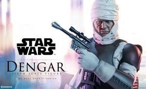 Фигурка Денгар Sideshow Collectibles Звездные войны фотография-01.jpg