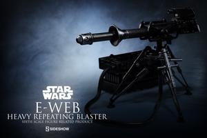 Фигурка сопутствующие предметы Тяжелый повторитель Blaster E-Web Sideshow Collectibles Звездные войны фотография-01.jpg