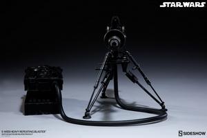 Фигурка сопутствующие предметы Тяжелый повторитель Blaster E-Web Sideshow Collectibles Звездные войны фотография-02.jpg