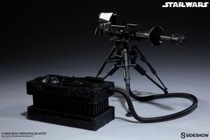 Фигурка сопутствующие предметы Тяжелый повторитель Blaster E-Web Sideshow Collectibles Звездные войны фотография-03.jpg