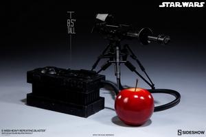 Фигурка сопутствующие предметы Тяжелый повторитель Blaster E-Web Sideshow Collectibles Звездные войны фотография-04.jpg